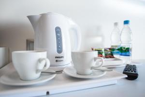 Принадлежности для чая и кофе в Отель Старт