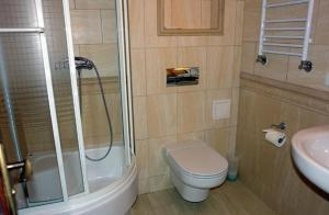 Ванная комната в Georgensvalde