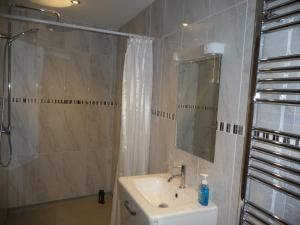 A bathroom at Ivy Hall