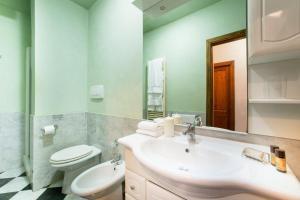 A bathroom at Residence San Niccolò