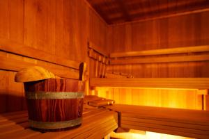 Spa and/or other wellness facilities at Hotel Kanisfluh