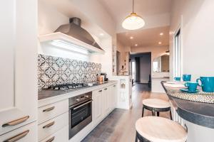 Cucina o angolo cottura di Amiterno Home