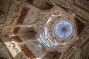 A bird's-eye view of Riad Palais Sebban