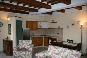 Кухня или мини-кухня в Casa Vacanze San Francesco