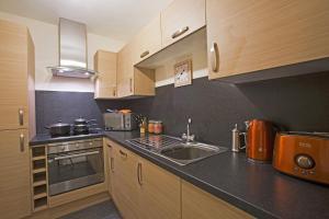 A kitchen or kitchenette at Printworks