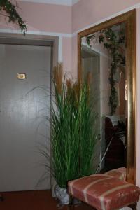 Ein Badezimmer in der Unterkunft Gästehaus Stelle
