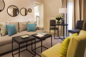 Zona de estar de Balmoral Champs Elysées