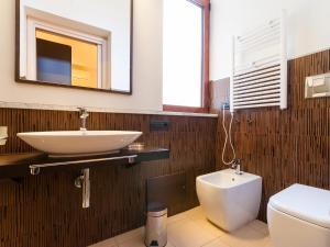 A bathroom at Al Molì Affittacamere