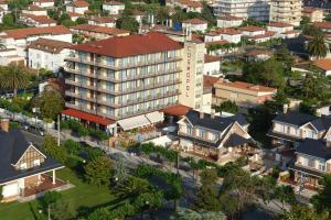 A bird's-eye view of Hotel Cosmopol