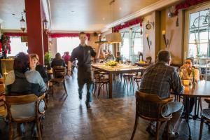 Ресторан / где поесть в Hotel De Spaenjerd