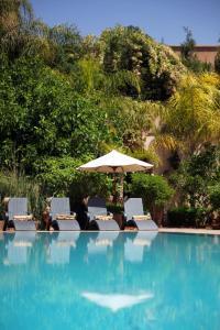 Piscina en o cerca de La Maison Arabe Hotel, Spa & Cooking Workshops