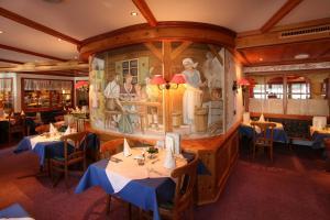 Ресторан / где поесть в IFA Alpenrose Hotel Kleinwalsertal