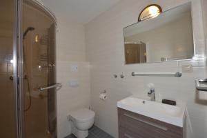 A bathroom at Poduszka Apartamenty Zielony Dom