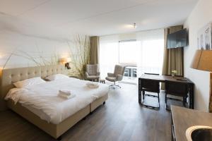 Een kamer bij Hotel De Zeeuwse Kust (family only)