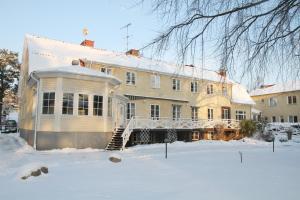 Nynäsgården Hotell & Konferens during the winter