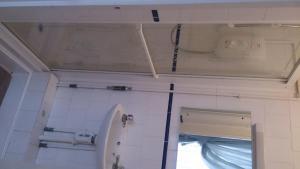 A bathroom at Park Inn Hotel Folkestone