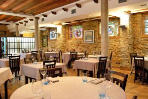Un restaurante o sitio para comer en La Lechería
