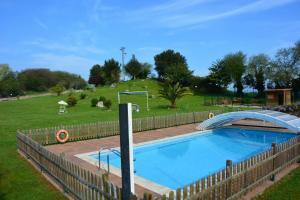 Vista de la piscina de Hotel Finca La Mansión o alrededores
