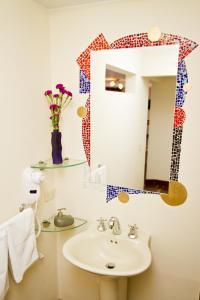 Salle de bains dans l'établissement Hotel Casa Deco