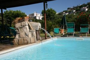 The swimming pool at or near Tenuta Villa Tara