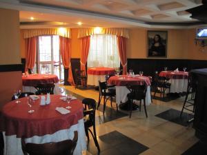 Ресторан / где поесть в Гостиница Кристалл