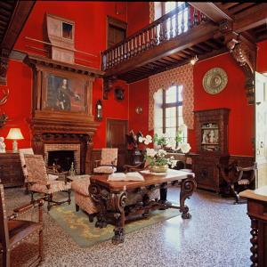 Restaurant ou autre lieu de restauration dans l'établissement Château de Rigny