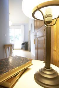 Küche/Küchenzeile in der Unterkunft Alte Remise