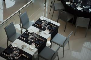 Um restaurante ou outro lugar para comer em Vila Gale Evora