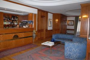 The lobby or reception area at Benito Al Bosco