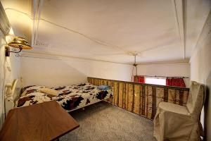 Кровать или кровати в номере Апартаменты на Большой Морской