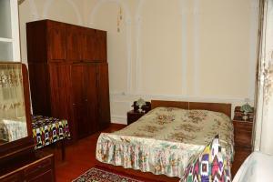 Кровать или кровати в номере Timur The Great