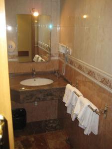 Un baño de Gurutzeberri