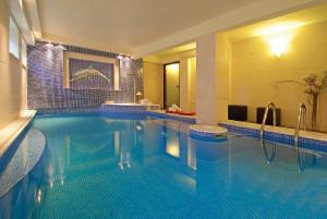 Πισίνα στο ή κοντά στο Olympus Mediterranean Boutique Hotel