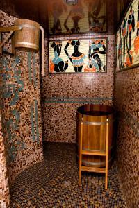 Ванная комната в Арт-Отель