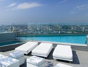 The swimming pool at or near The Marmara Pera