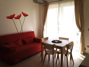Area soggiorno di Bordopineta Residence