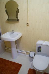 Ванная комната в Раманов Плес