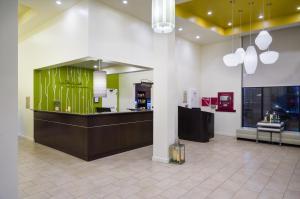 The lobby or reception area at Hilton Garden Inn New York/Tribeca