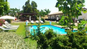 The swimming pool at or near Oca Giuliva