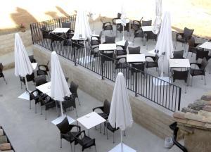 Un restaurante o sitio para comer en Casa Jabonero