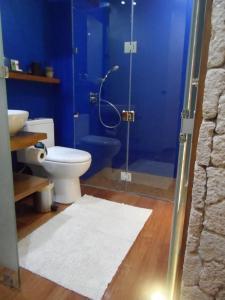 A bathroom at WaterColors Boracay Dive Resort