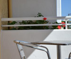 Μπαλκόνι ή βεράντα στο Palladion