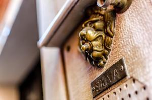 Certificat, récompense, panneau ou autre document affiché dans l'établissement Hotel Ariel Silva