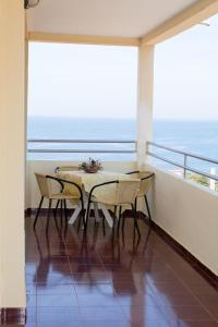 Balkon lub taras w obiekcie Apartments and Studios Anicic