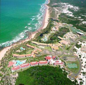 A bird's-eye view of Sauipe Resorts - All Inclusive