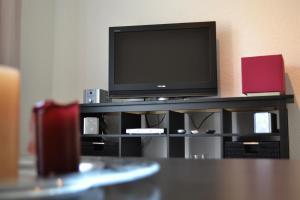 TV/Unterhaltungsangebot in der Unterkunft Fewo Larissa