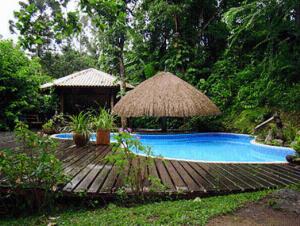 A piscina em ou perto de Residencial Warabi