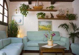 Area soggiorno di Hotel Barsalini