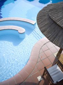 Piscina di Hotel Barsalini o nelle vicinanze