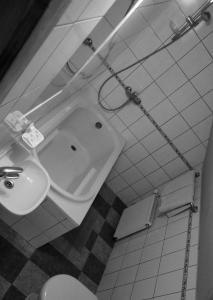 A bathroom at Zaku Krogs
